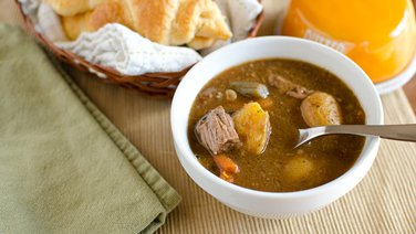 Dump-It Slow-Cooker Beef Stew