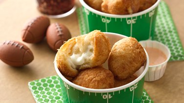 Cheesy Mozzarella Bites